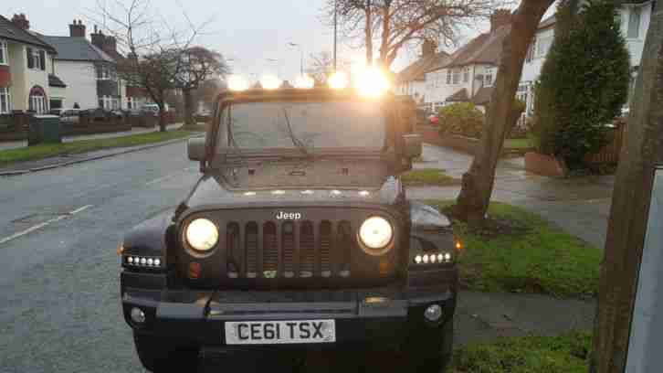 Jeep WRANGLER. Jeep car from United Kingdom