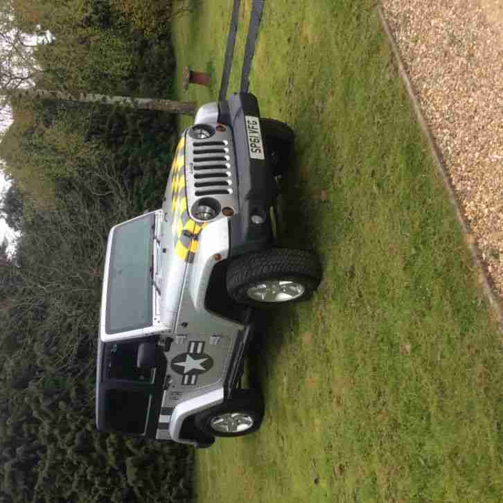 Jeep 2011 WRANGLER SPORT CRD Lift Kit Jk Rare Manual