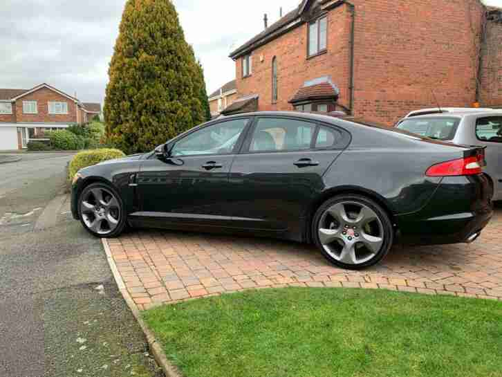2011 Jaguar xf s premium luxury 3.0D 310bhp FSH stunning needs nothing