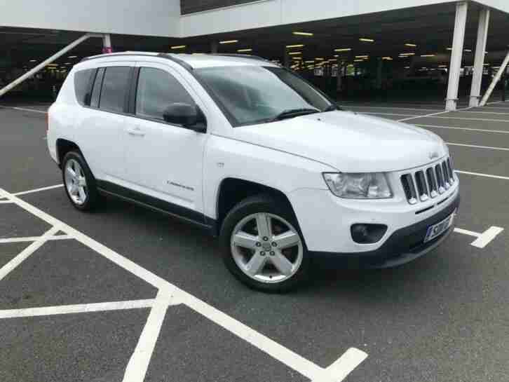 2011 Compass 2.4 Limited CVT 4WD 5dr
