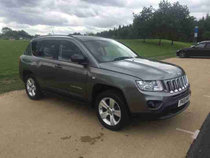 Jeep Compass. Jeep car from United Kingdom