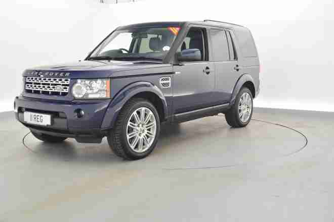 2011 LAND ROVER DISCOVERY 3.0 TDV6 HSE 5dr