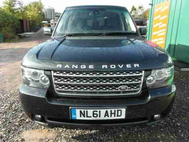 2011 LAND ROVER RANGE ROVER 4.4 TDV8 VOGUE 2011 61 PLATE!! REAR ENTERTAINMENT *F