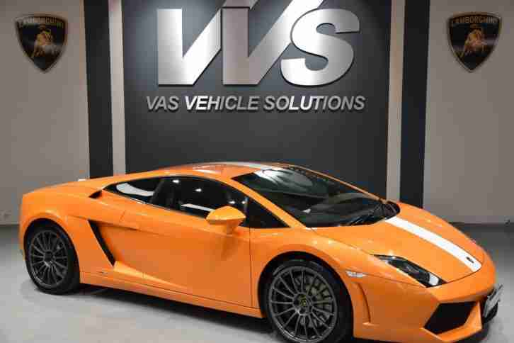 2011 GALLARDO LP 550 2 Coupe BIG