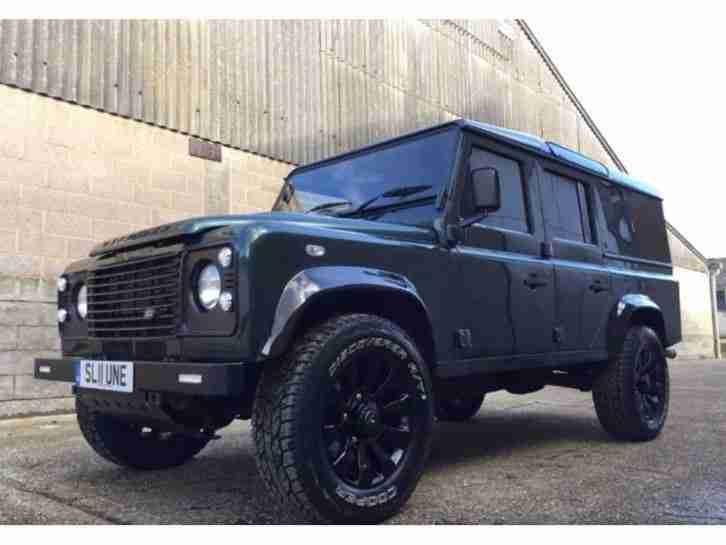 2011 Land Rover DEFENDER 110 2.4 TDi Utility