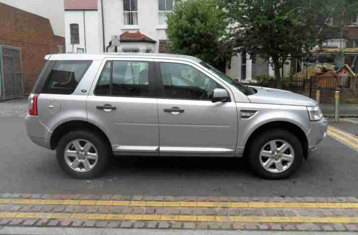 2011 Land Rover Freelander 2 2.2 Sd4 GS 5dr 4WD ( 190bhp ) 4X4 Auto