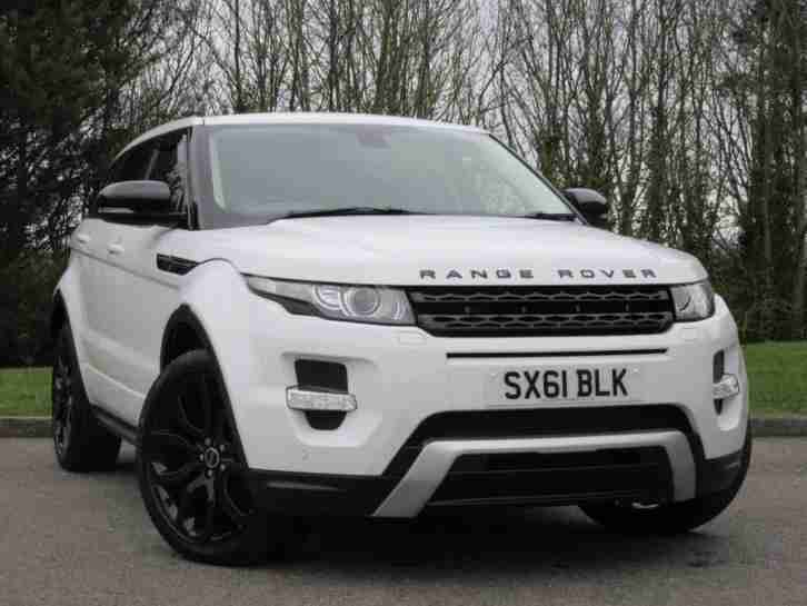 Vehicle Evoque
