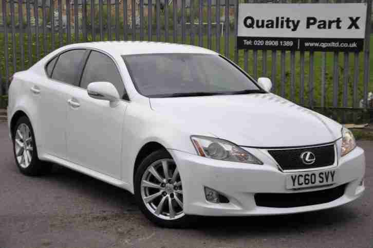 Lexus IS. Lexus car from United Kingdom