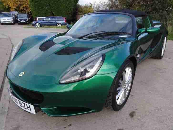 lotus 2011 elise 1 6 club racer 2dr car for sale. Black Bedroom Furniture Sets. Home Design Ideas