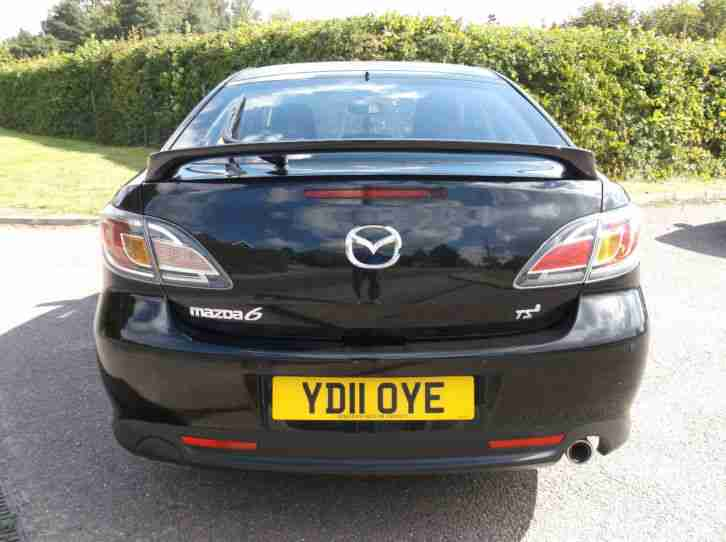 2011 MAZDA 6 D (163) TS2 2.2L 5 DOOR HATCHBACK 1 KEEPER FULL SERVICE HISTORY