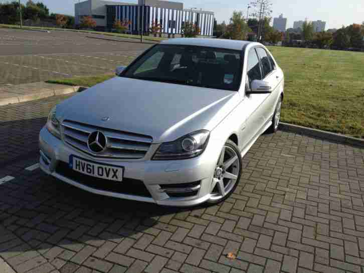 2011 MERCEDES C CLASS C200 CDI BLUEEFFICIENCY