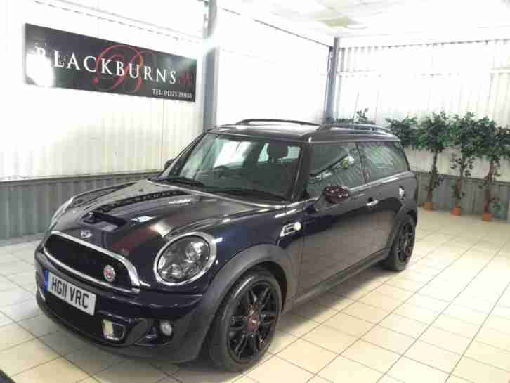 Mini 2011 Clubman Cooper S Hampton Estate Petrol Car For Sale