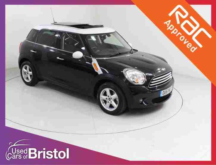 2011 COUNTRYMAN 1.6 COOPER D 5DR