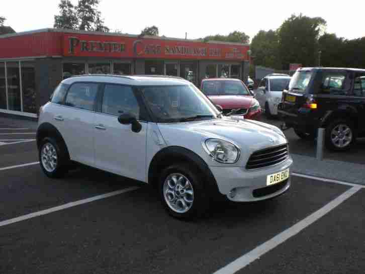 Mini COUNTRYMAN. Mini car from United Kingdom