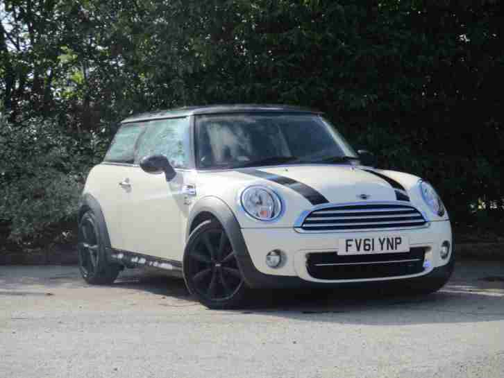 2011 MINI HATCH COOPER D Manual Hatchback