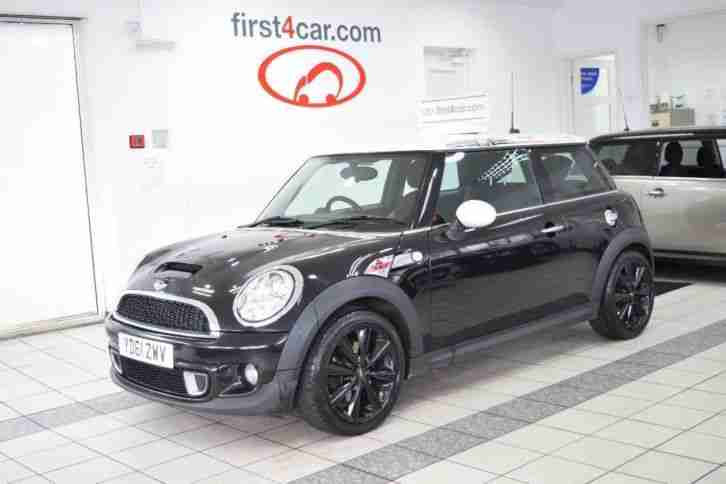 mini 2011 hatch cooper s 1 6 cooper s 3dr car for sale. Black Bedroom Furniture Sets. Home Design Ideas
