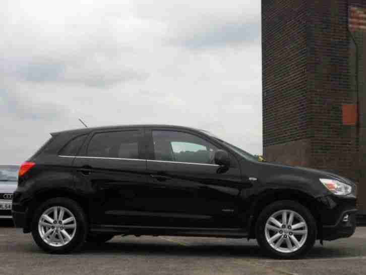 2011 MITSUBISHI ASX 1.8 4 ClearTec 5dr 4WD