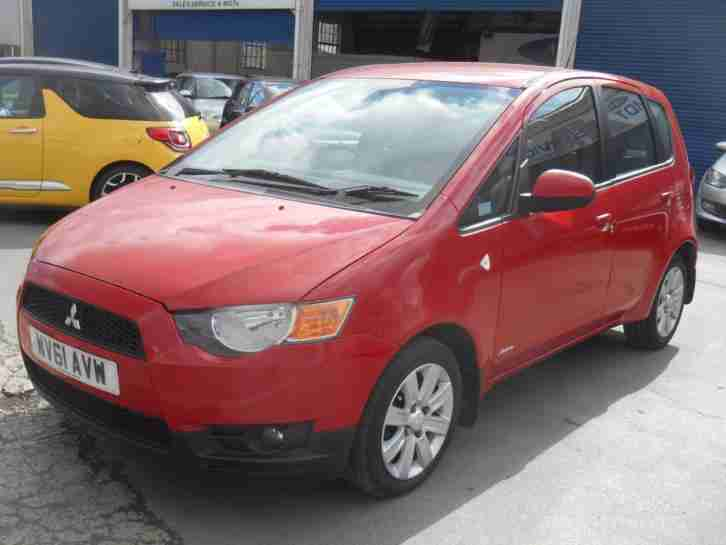 Mitsubishi COLT. Mitsubishi car from United Kingdom
