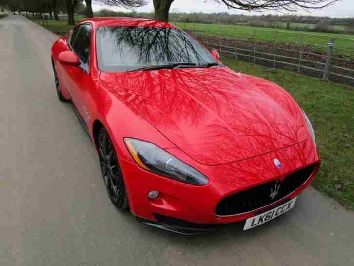 2011 Granturismo 4.7 S MC Shift 2dr