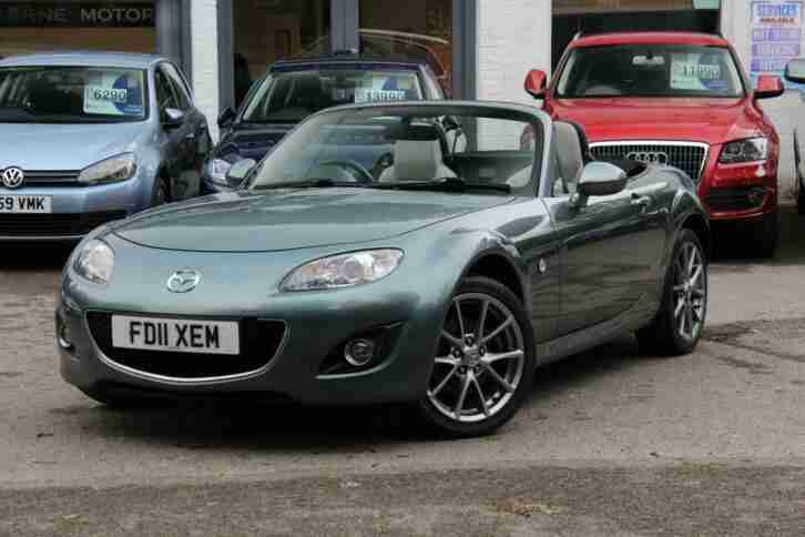 2011 MX 5 1.8 Kendo Special Edition MX5