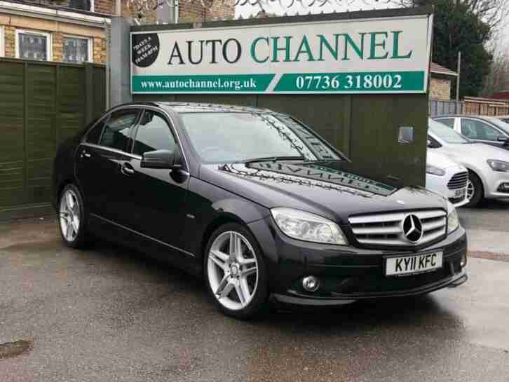 Mercedes Benz 2011 C Class 3 0 C350 CDI BlueEFFICIENCY Sport 4dr