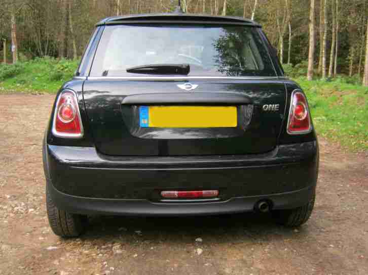 2011 Mini One 1.6 Salt pack