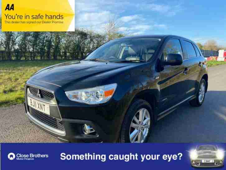 2011 Mitsubishi Asx 1.8 4 ClearTec 5dr HATCHBACK Diesel Manual