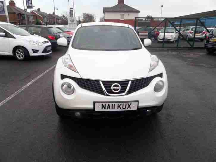 nissan 2011 juke 1 5 dci acenta sport pack car for sale. Black Bedroom Furniture Sets. Home Design Ideas