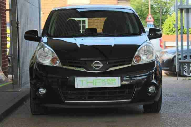 2011 NISSAN NOTE 1.5 dCi N TEC 5dr E5