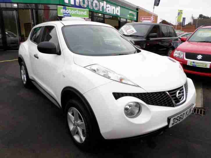 nissan 2011 juke 1 6 visia 5dr car for sale. Black Bedroom Furniture Sets. Home Design Ideas