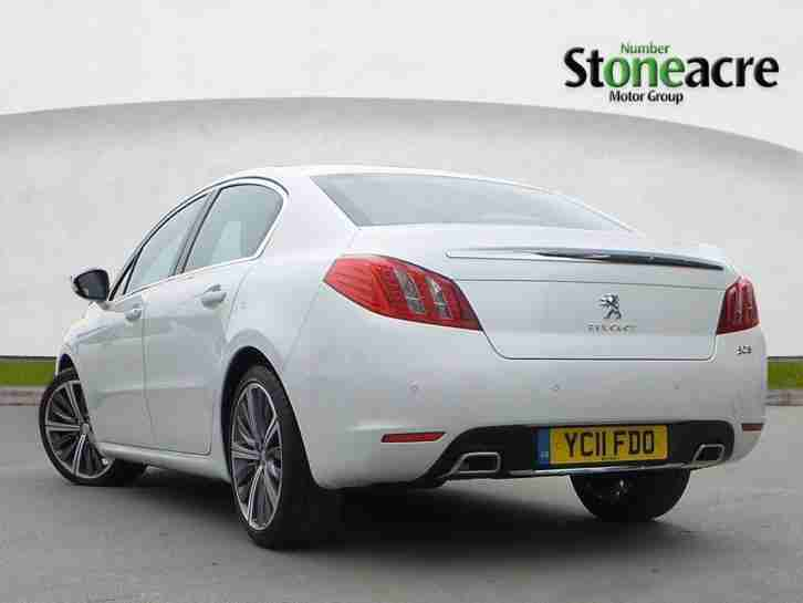 2011 Peugeot 508 2.2 HDi GT Saloon 4dr Diesel Automatic (150 g/km, 200 bhp)