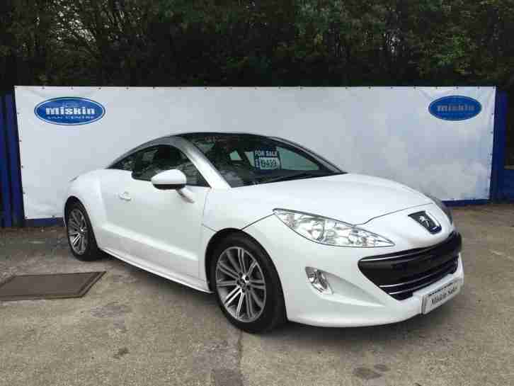 peugeot 2011 rcz 1 6 thp 156bhp 2011my sport car for sale. Black Bedroom Furniture Sets. Home Design Ideas