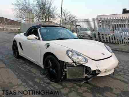 2011 Boxster S A 2.9 PDK Convertible