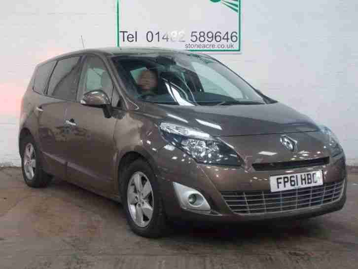 2011 Renault Grand Scenic 1.5dCi Dynamique Tom Tom 5dr