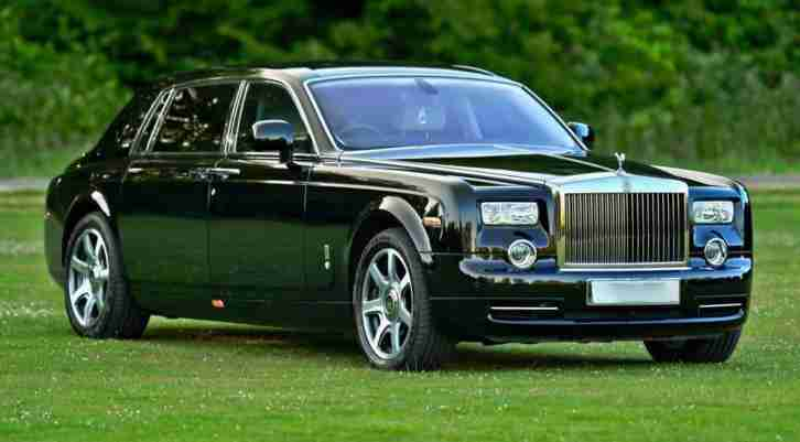 Rolls Royce 2011 Phantom Ewb Series 1 Car For Sale