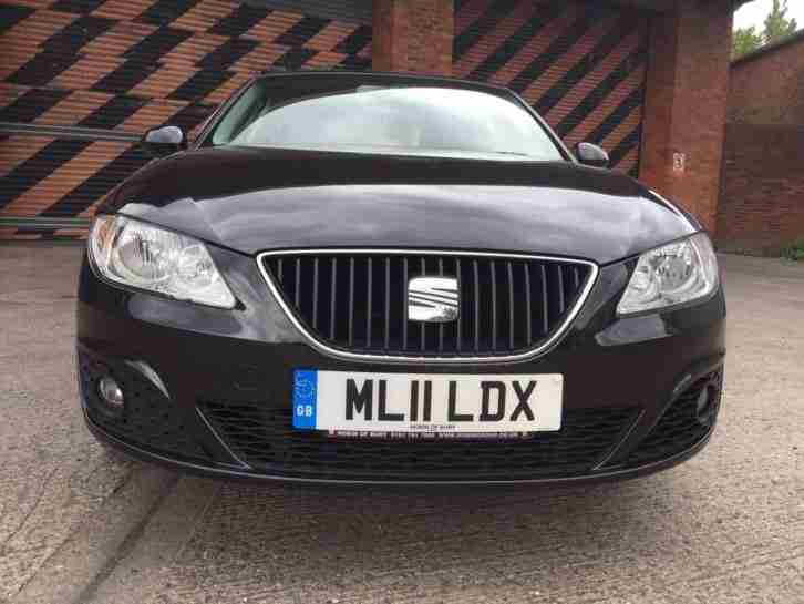 2011 SEAT EXEO SE CR TDI BLACK