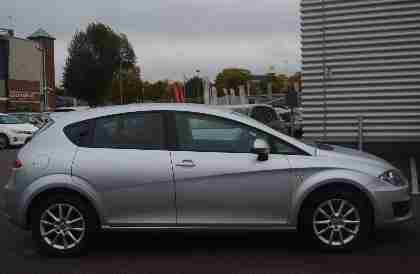 2011 SEAT New LEON Hatchback 5-Door Petrol Manual