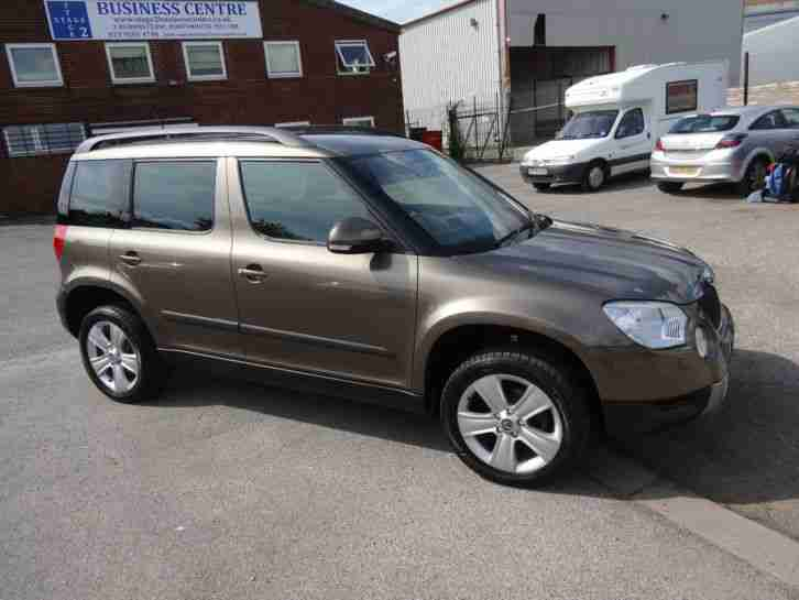 skoda 2011 yeti se tdi 110 cr 4x4 4wd estate car for sale. Black Bedroom Furniture Sets. Home Design Ideas