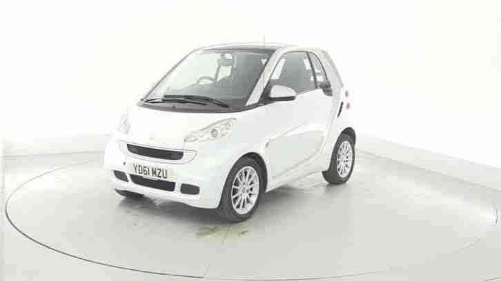 2011 FORTWO COUPE Passion mhd 2dr