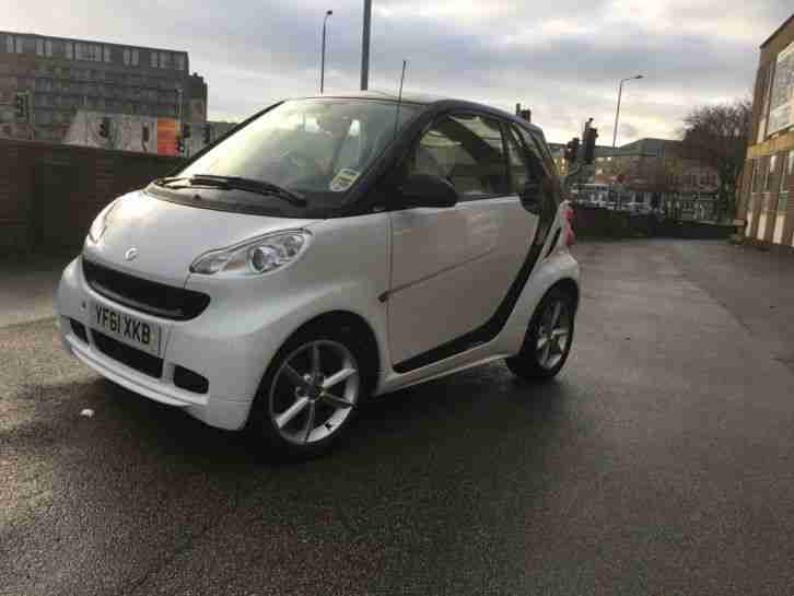 2011 FORTWO PULSE MHD AUTO WHITE Low