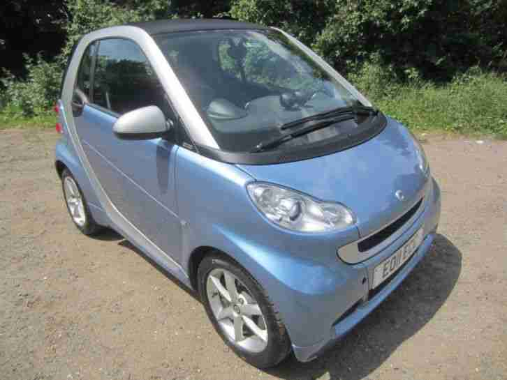 2011 FORTWO Pulse mhd 2dr Softouch Auto