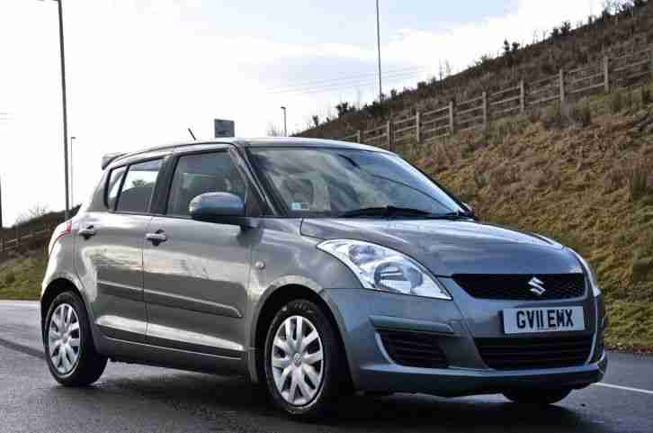 2011 SUZUKI SWIFT SZ2 HATCHBACK PETROL