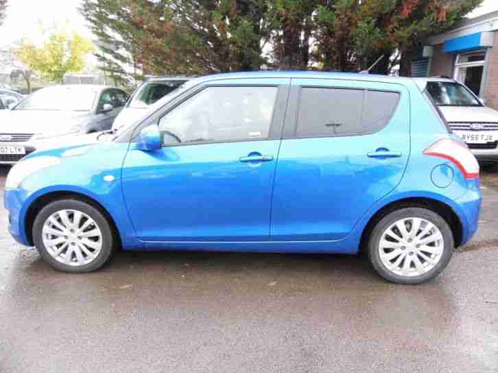 2011 SUZUKI SWIFT SZ4 HATCHBACK PETROL