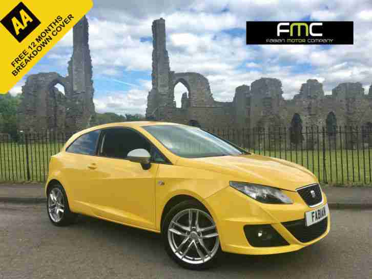 Seat Ibiza. Seat car from United Kingdom
