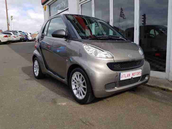 2011 ForTwo 0.8 CDi Softouch Passion