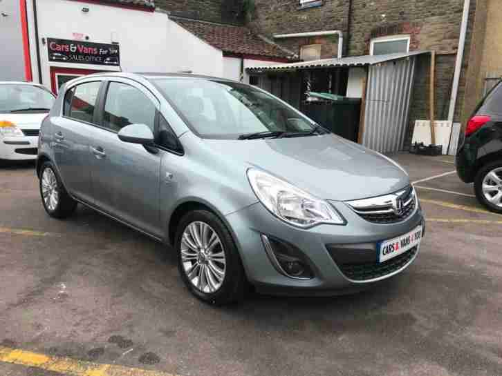 2011 CORSA SE 1.4 5 DOOR HATCHBACK