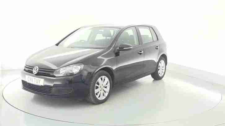 volkswagen 2011 golf 1 6 tdi 105 bluemotion tec car for sale. Black Bedroom Furniture Sets. Home Design Ideas
