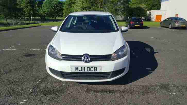 2011 VOLKSWAGEN GOLF MATCH TDI BLUETECH 2.0 140BHP