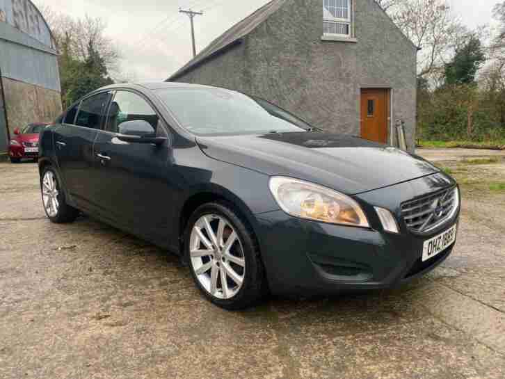2011 S60 1.6 TURBO DIESEL FULL SERVICE