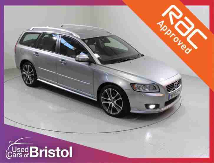 2011 V50 2.0 D4 R DESIGN 5DR ESTATE